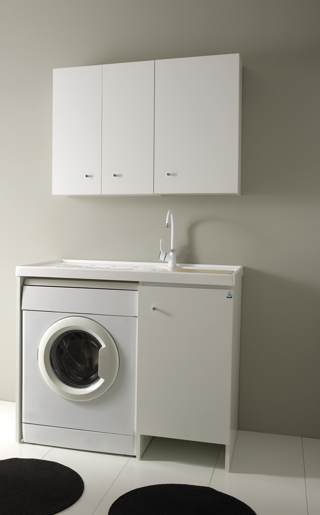 Lavanderina l107xp60xh93 - Mobile lavatrice ikea ...
