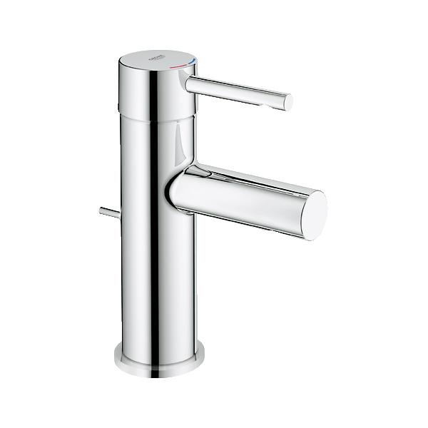 Miscelatore lavabo essence con saltarello - Accessori bagno grohe ...