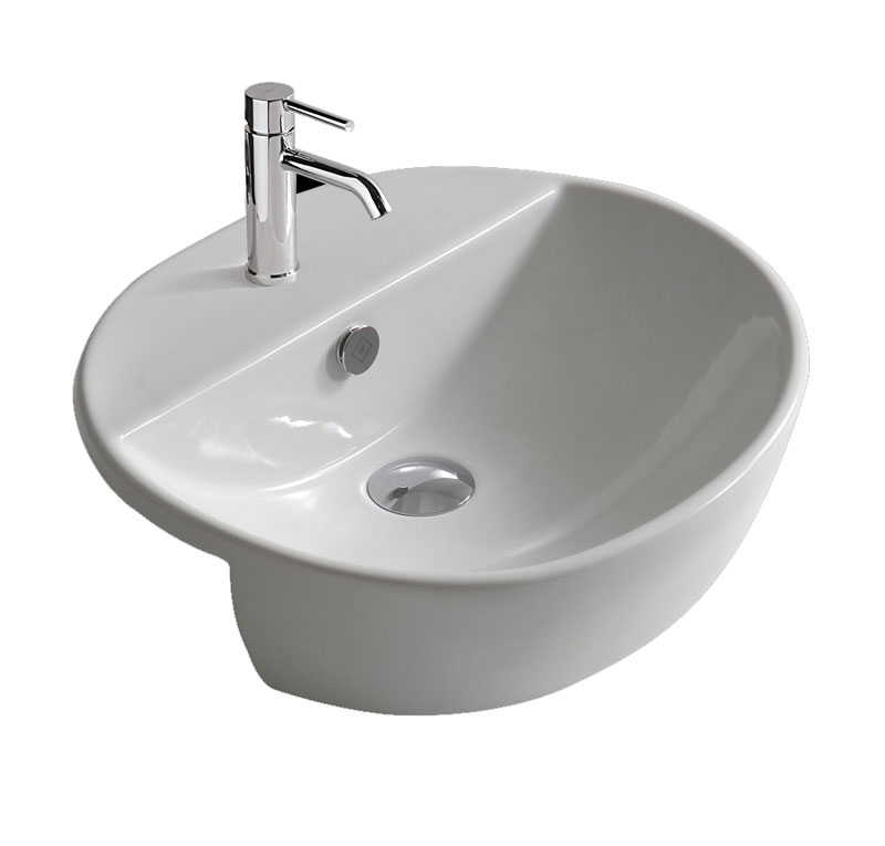 Lavabo semincasso 50 m2 - Lavabo bagno semincasso ...