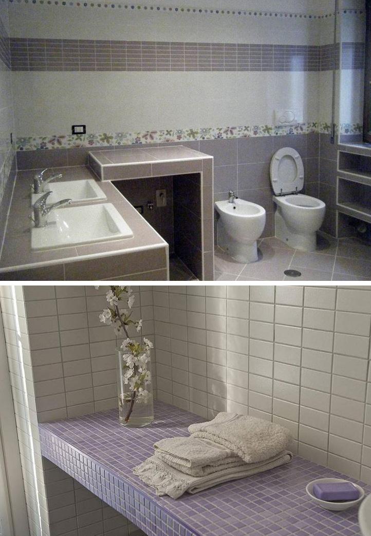 Bagno in muratura - Bagno in muratura costi ...