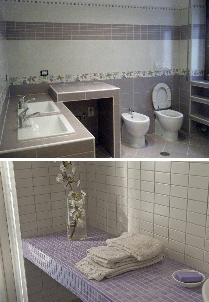 Bagno in muratura - Immagini bagno in muratura ...