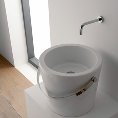 Lavabo diametro 30 Bucket