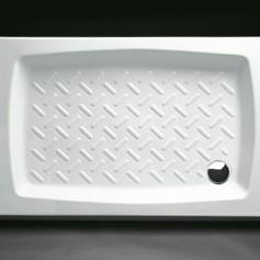 Piatti doccia in ceramica vendita online - Piatto doccia 70x85 ...