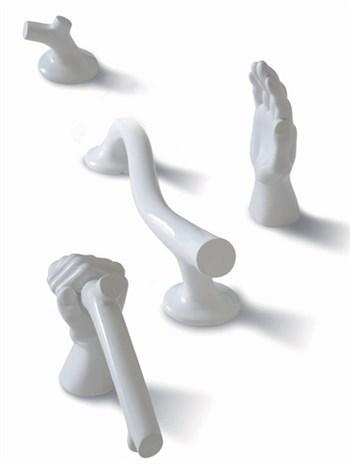 Arredo Bagno In Ceramica.Accessori Bagno In Ceramica Linea Meg 11