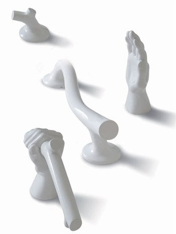 Accessori Per Bagno In Ceramica.Accessori Bagno In Ceramica Linea Meg 11