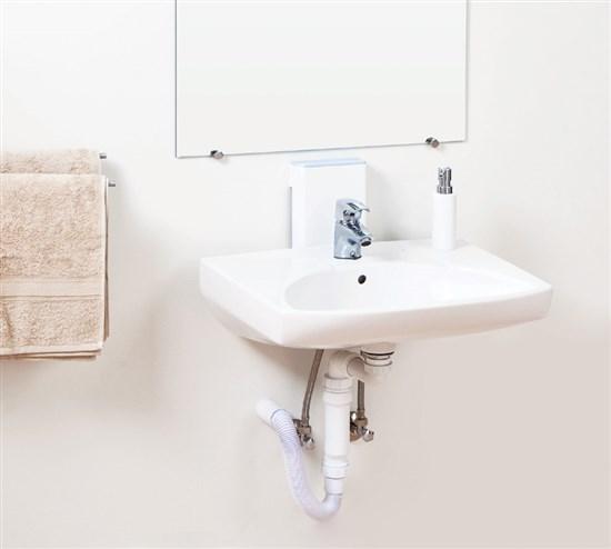 Lavabo regolabile in altezza for Altezza lavabo sospeso