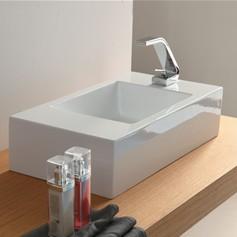 Top su misura per lavabo H5 cm SLIM