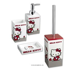 Set accessori bagno Hello Kitty Apple