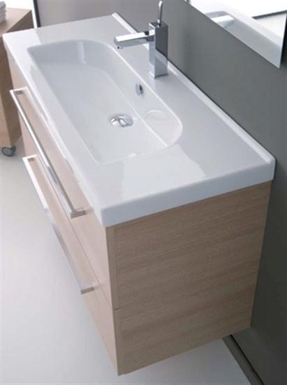 Mobile da bagno sospeso con lavabo minitrendy 71 - Lavandini con mobile bagno ...