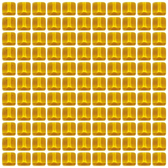 Mosaico Crystal Candy giallo