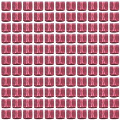 Mosaico Crystal Candy rosa intenso