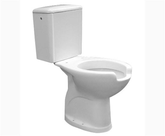 Vaso monoblocco ergonomico - Sanitari bagno per disabili ...