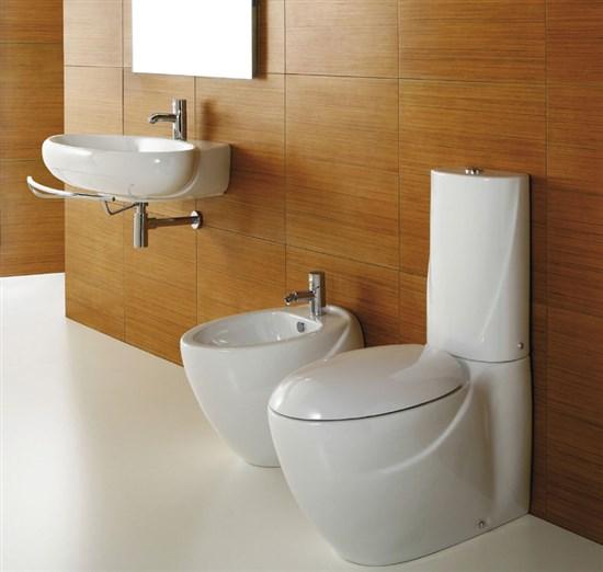 Sanitari monoblocco clas lavabo sospeso - Costo sanitari bagno completo ...