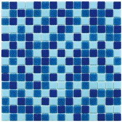 Mosaico Glass Classic mix Deep swimming