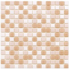 Mosaico Glass Classic mix Rosy
