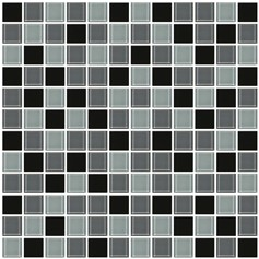 Mosaico Crystal 4 mix grey sky