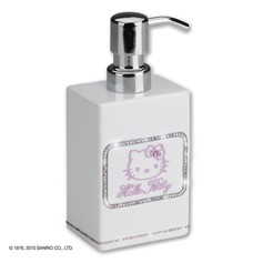 Dispenser sapone Hello Kitty Strass-White