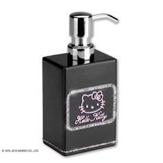 Dispenser sapone Hello Kitty Strass-Black