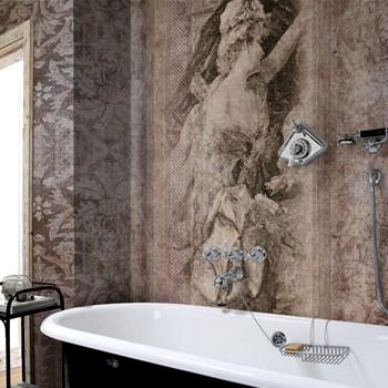 Piastrelle mosaico bagno e cucina prezzi e vendita - Carta parati bagno ...