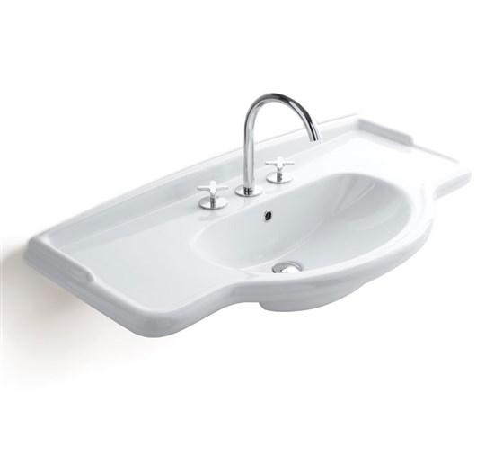 Lavabo consolle 108 classic - Consolle bagno classico ...