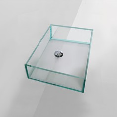 Lavabo vetro 60 Glass