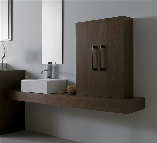 Pensile 2 ante con ripiani interni 50x70 cm - Ripiani interni cucina ...