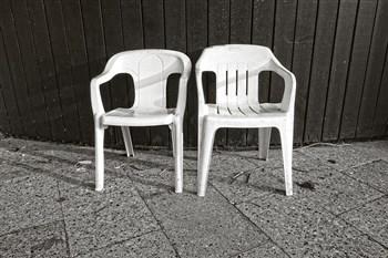 Come pulire i mobili in plastica del terrazzo for Mobili terrazzo