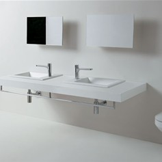 Lavabo incasso 55 THIN