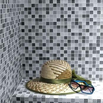 Come abbinare piastrelle e rivestimenti bagno mosaico - Rivestimenti bagno mosaico ...