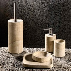 Set accessori bagno Sela