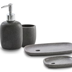 Set accessori Zen grey