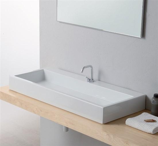 lavabo bacino 120 cm. Black Bedroom Furniture Sets. Home Design Ideas