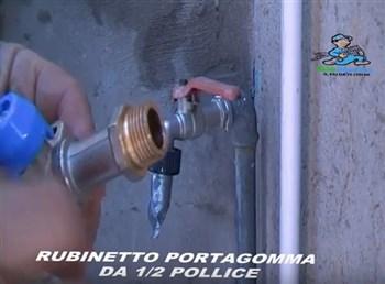 Cambiare Rubinetto Del Bagno : Sostituire il rubinetto da giardino