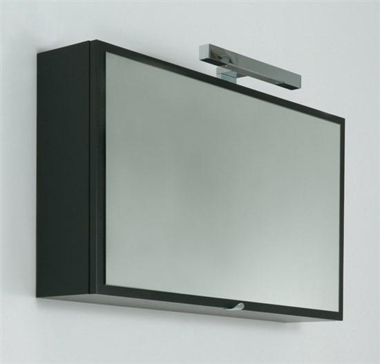 Specchio Contenitore 80x50 Cm