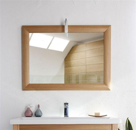 Specchio start 70 cm for Specchio cornice nera barocca