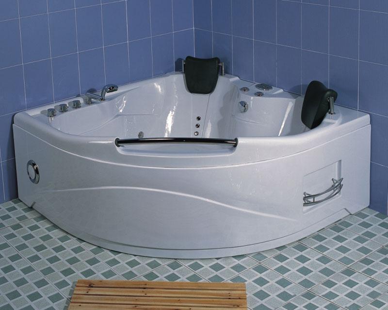 Vasca idromassaggio angolare 150 cm