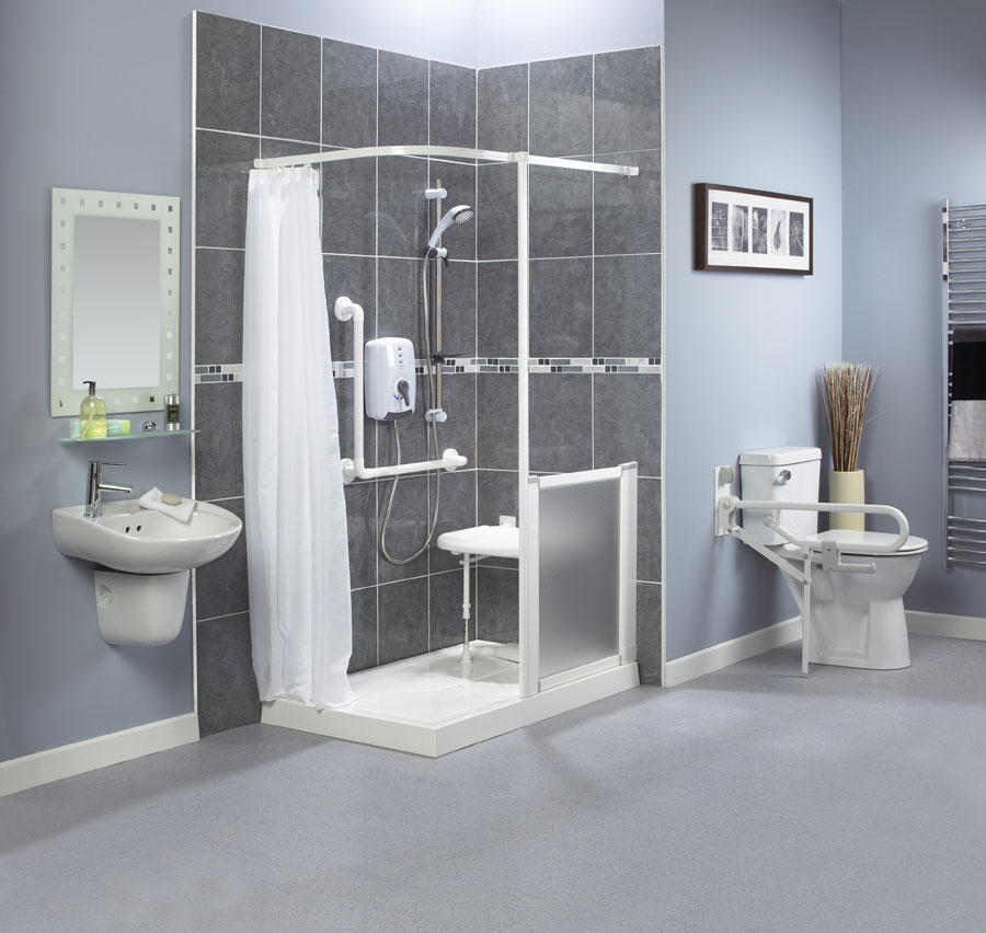 Piatto doccia sulby - Accessori bagno disabili ...