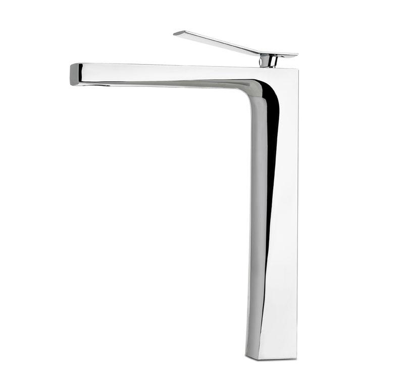 Miscelatore alto lavabo wave - Rubinetto bagno alto ...