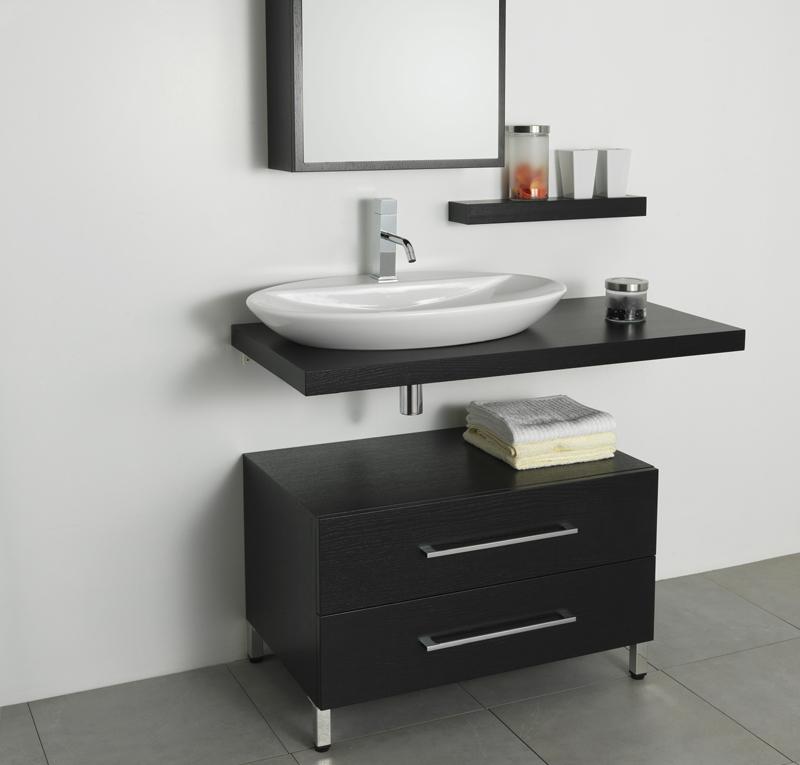 Top 5 con cassettiera e pensile con specchio - Mercatone uno specchi bagno ...