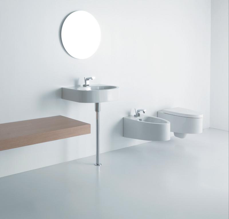 Sanitari sospesi boing lavabo 60 cm - Costo sanitari bagno completo ...