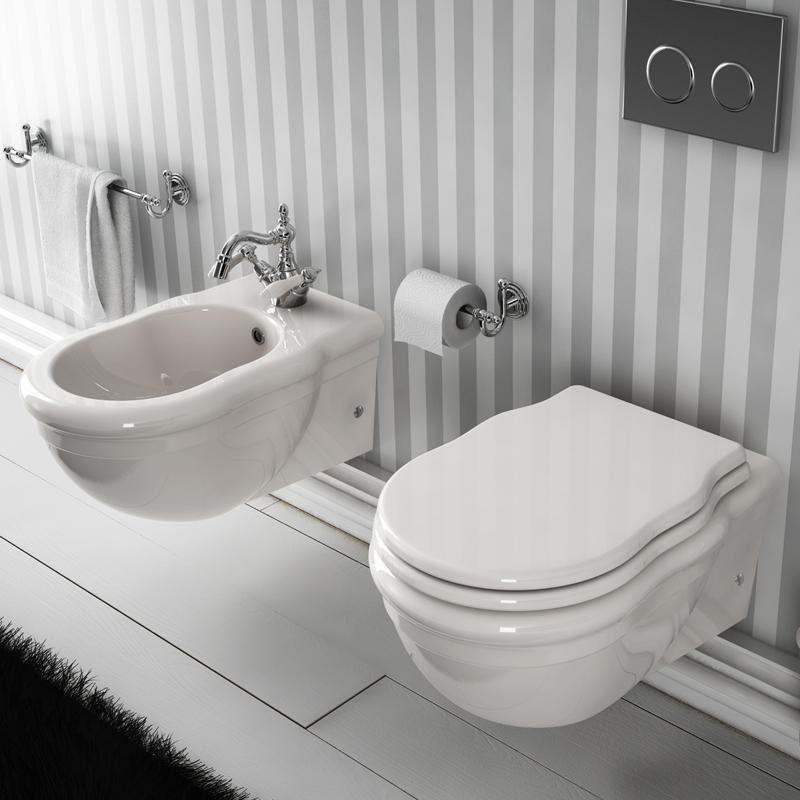 Sanitari bagno sospesi hermitage - Costo water bagno ...