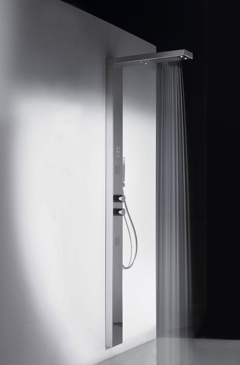 Colonna doccia pavimento termostatica mon amour - Colonna doccia bagno turco prezzi ...