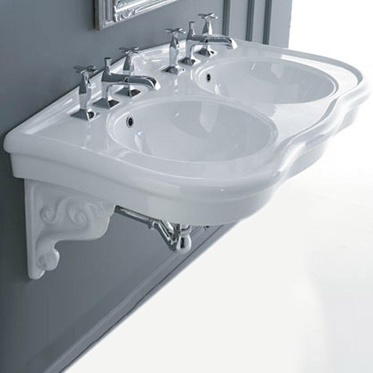 Lavabo doppia vasca, vendita online e prezzi