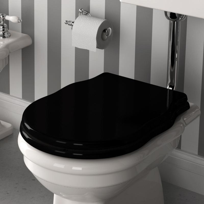 Copriwater ellade nero - Costo water bagno ...