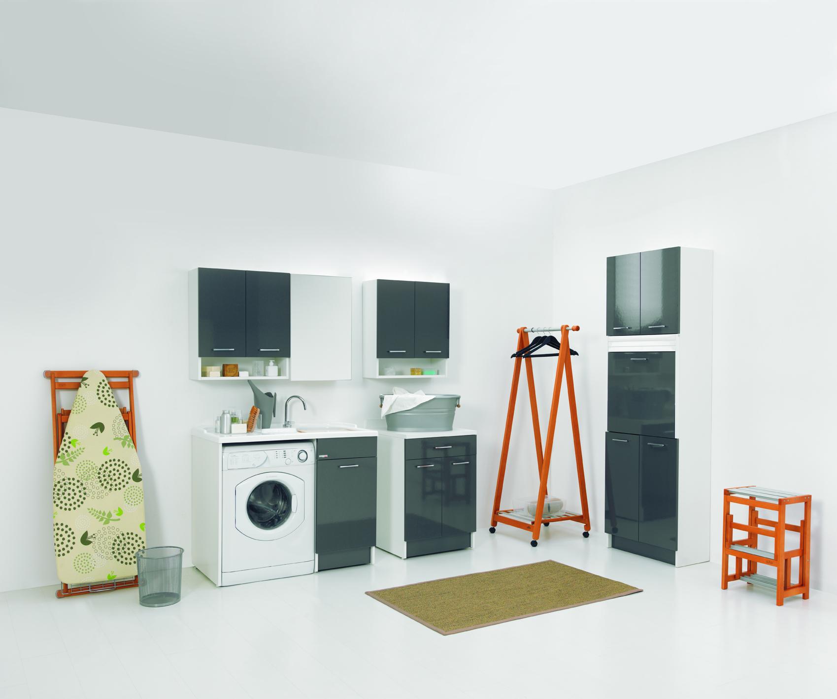 Mobili Per Nascondere Lavatrice E Asciugatrice: Tiarch coprilavatrice ...