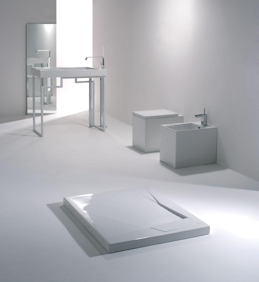 Piatto doccia oz sanitari lavabo - Costo sanitari bagno completo ...