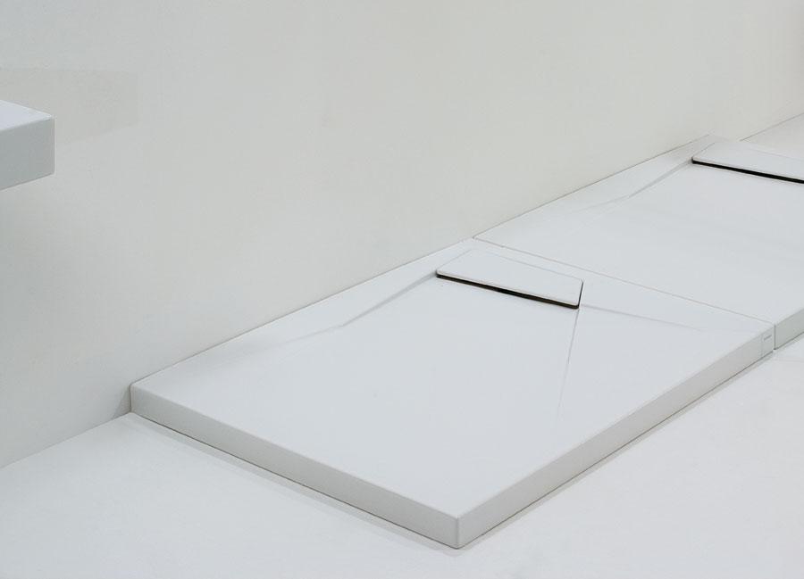 Piatto doccia moderno oz 100x80 cm