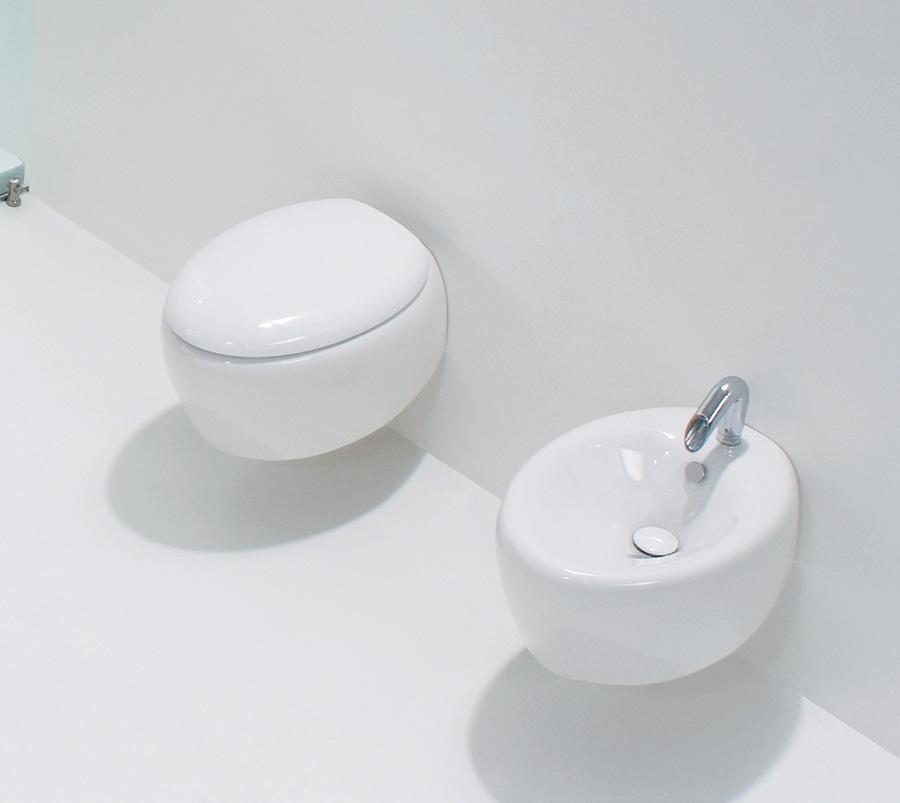 Sanitari moderni touch for Sanitari bagno