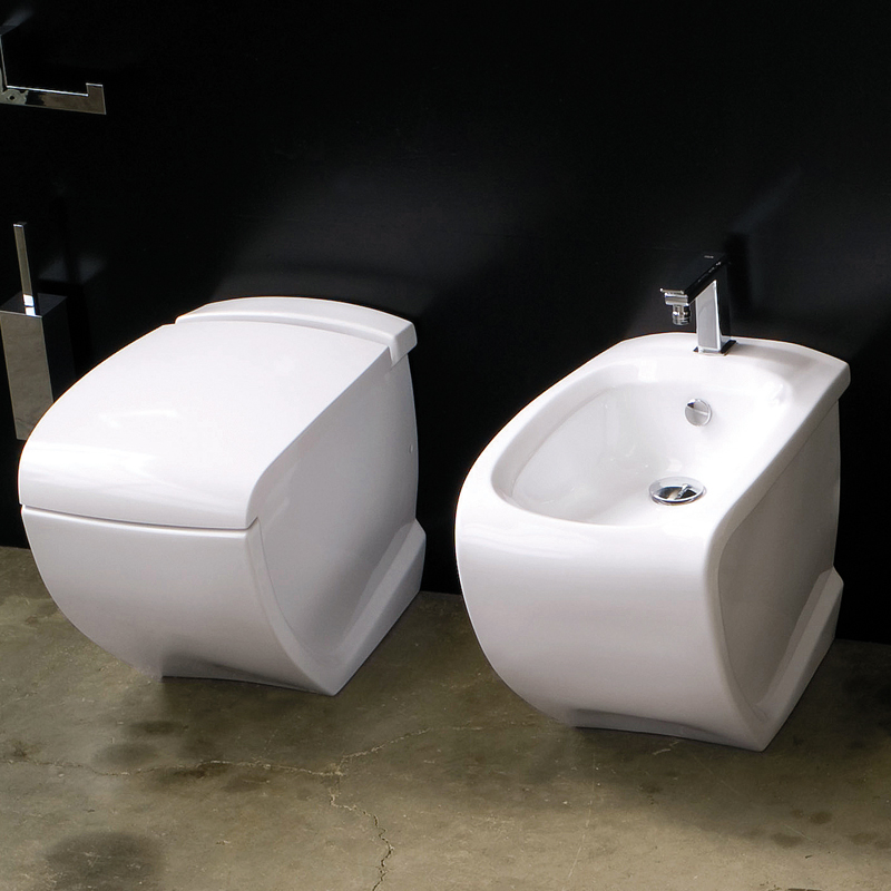 Sanitari a terra hi line - Costo water bagno ...
