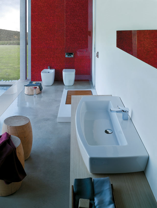 Lavabo sa02 sanitari a pavimento - Costo sanitari bagno completo ...
